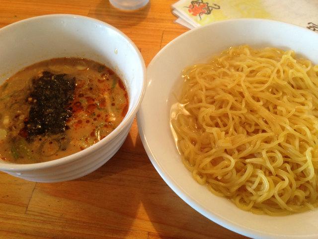 黒乃屋 三股店のつけ麺