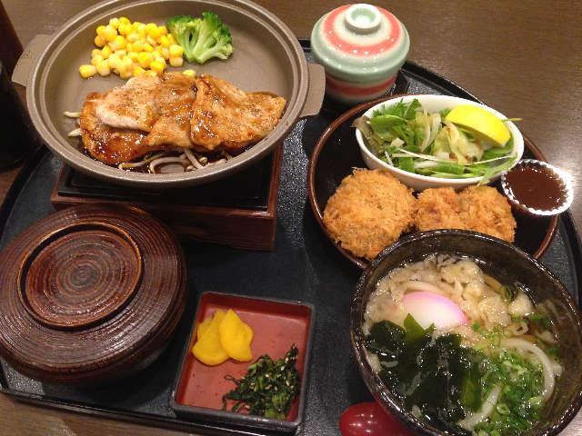 和食ファミリーレストラン深川コスモタウン店のメニュー