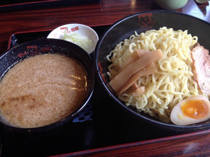 味千拉麺 宮崎パティオ柳丸店のつけ麺