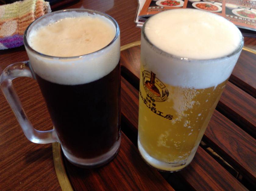 蔵元のビール