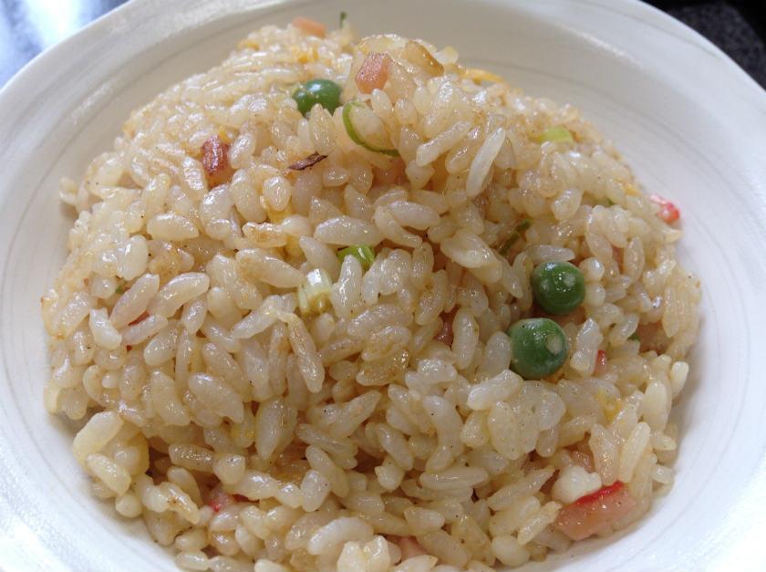 中国料理龍苑の炒飯