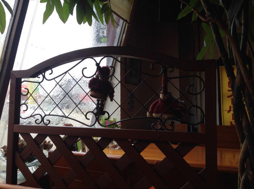 カフェ『異人館』内観