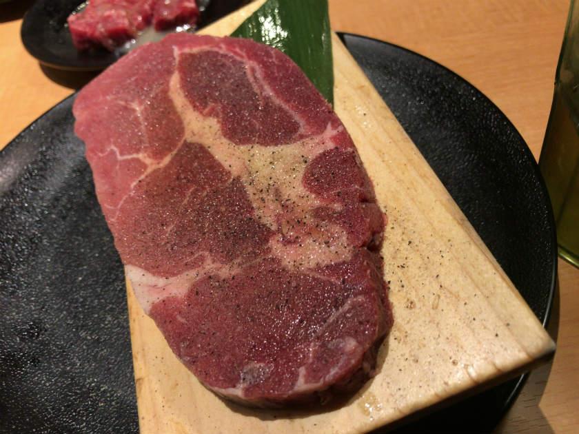焼き肉キングの肉