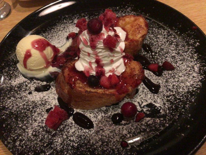 隠れ家キッチンOhana(オハナ)フレンチトースト
