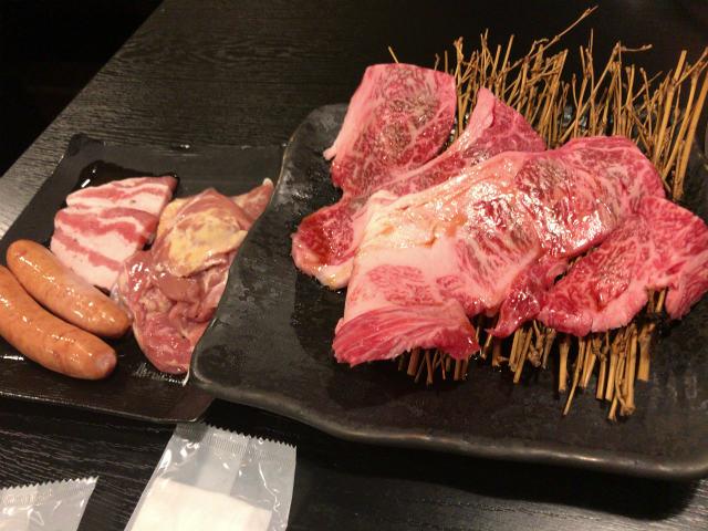 肉代官の肉