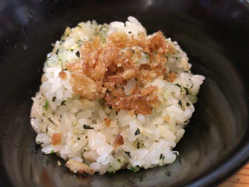 麺屋とまと宮崎店のジェノバライス