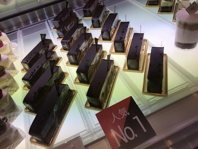 ショコラティエ・マサール本店のスイーツ