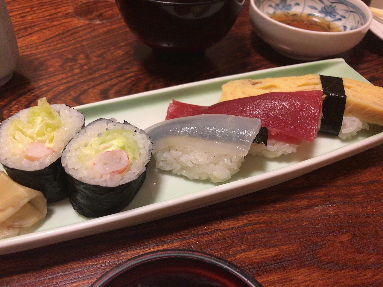 勝正のお寿司
