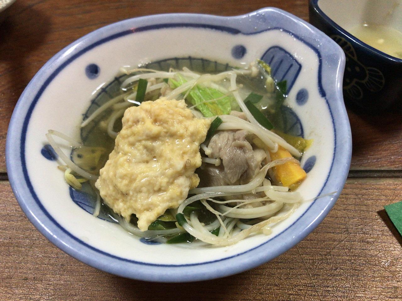 楓林のちゃんこ鍋