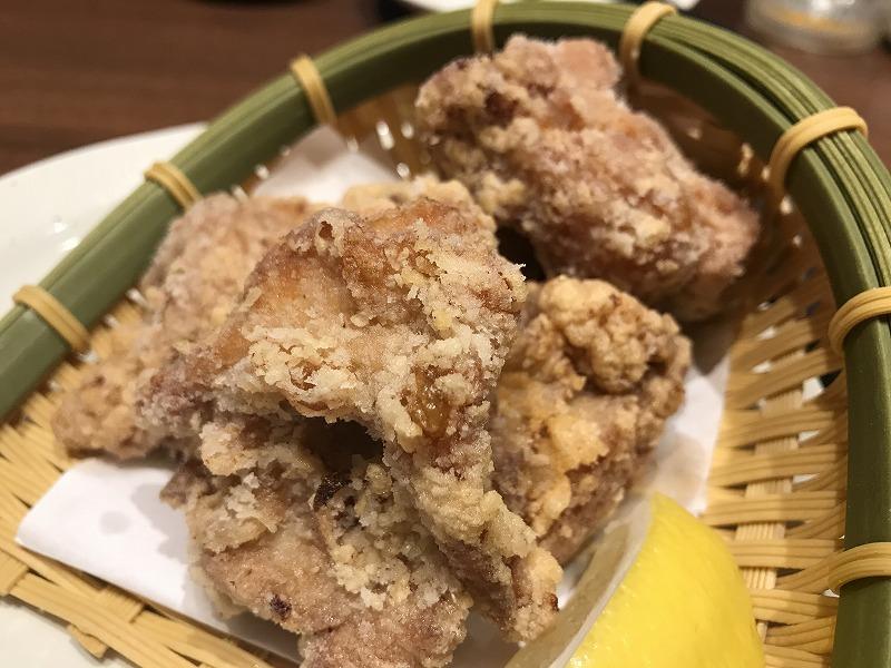 遠藤水産(千歳千代田町店)のザンギ