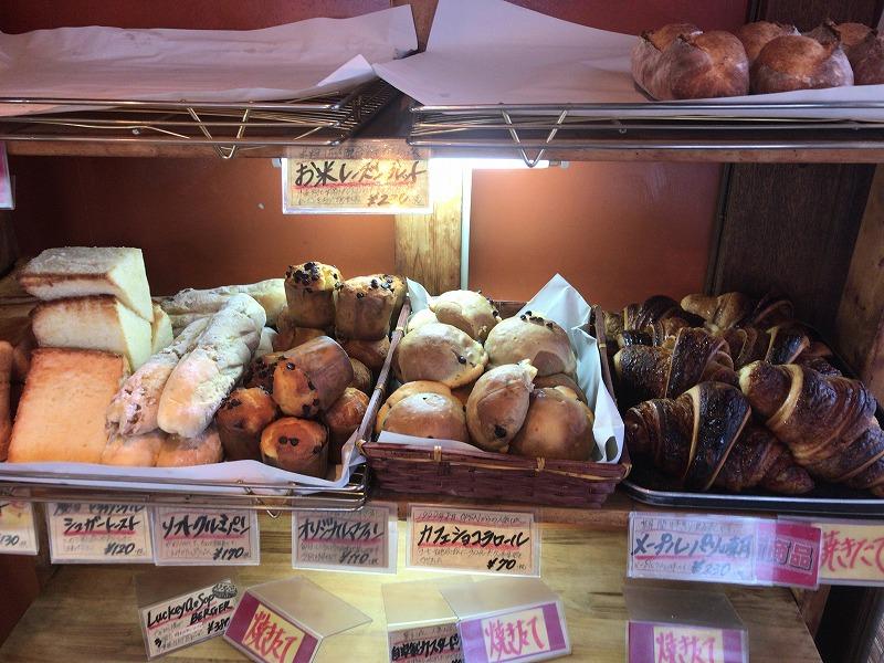 イソップベーカリー(本店)のパン